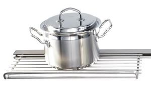 FRANKE : GRILLE MULTIFONCTION INOX 059253
